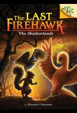 Scholastic LAST FIREHAWK #5 SHADOWLANDS