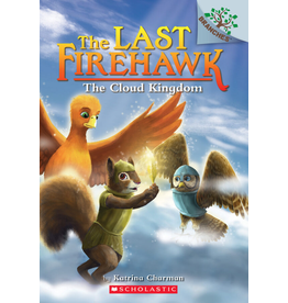 Scholastic LAST FIREHAWK #7 THE CLOUD KINDOM