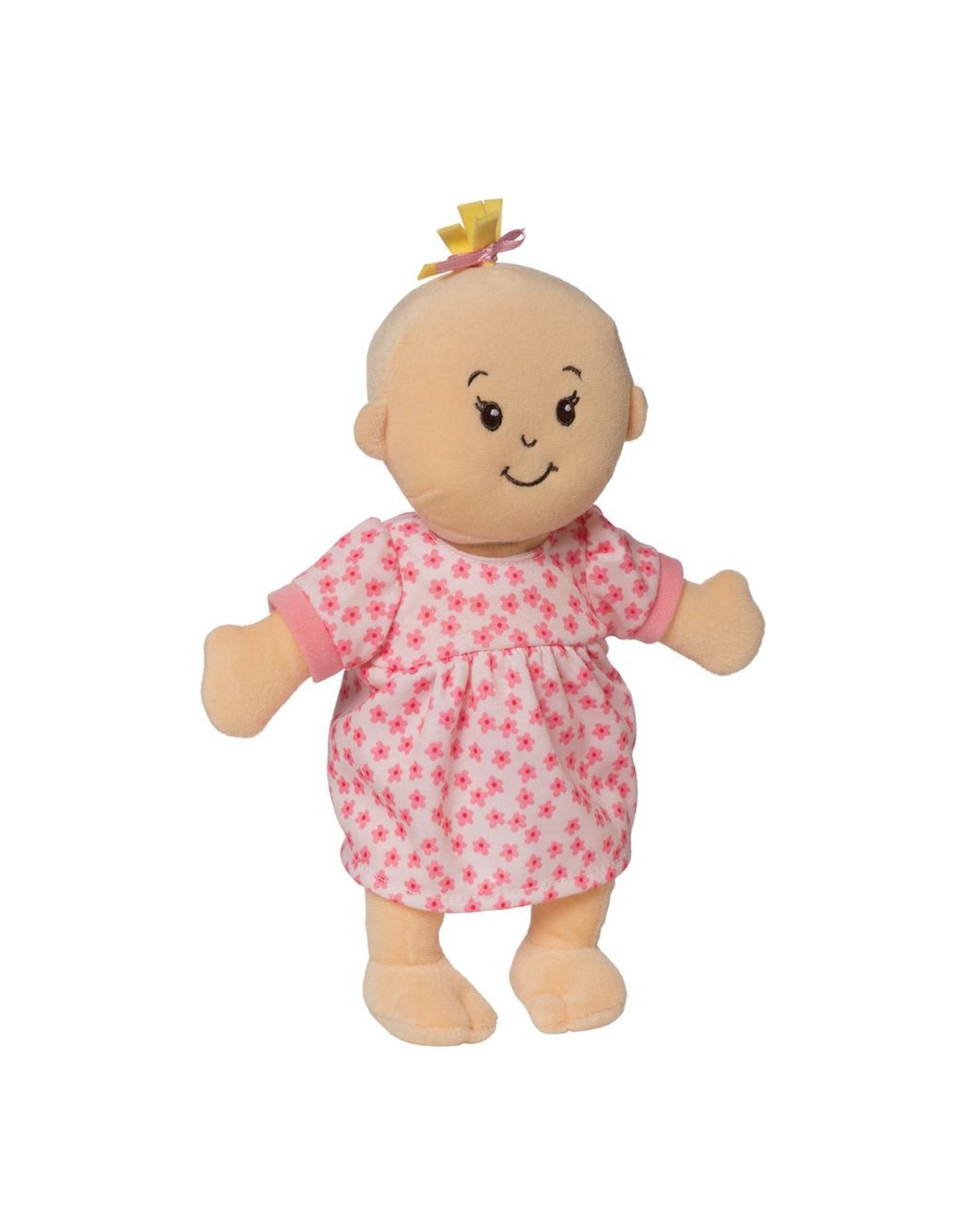 Manhattan Toy WEE BABY STELLA DOLL PEACH