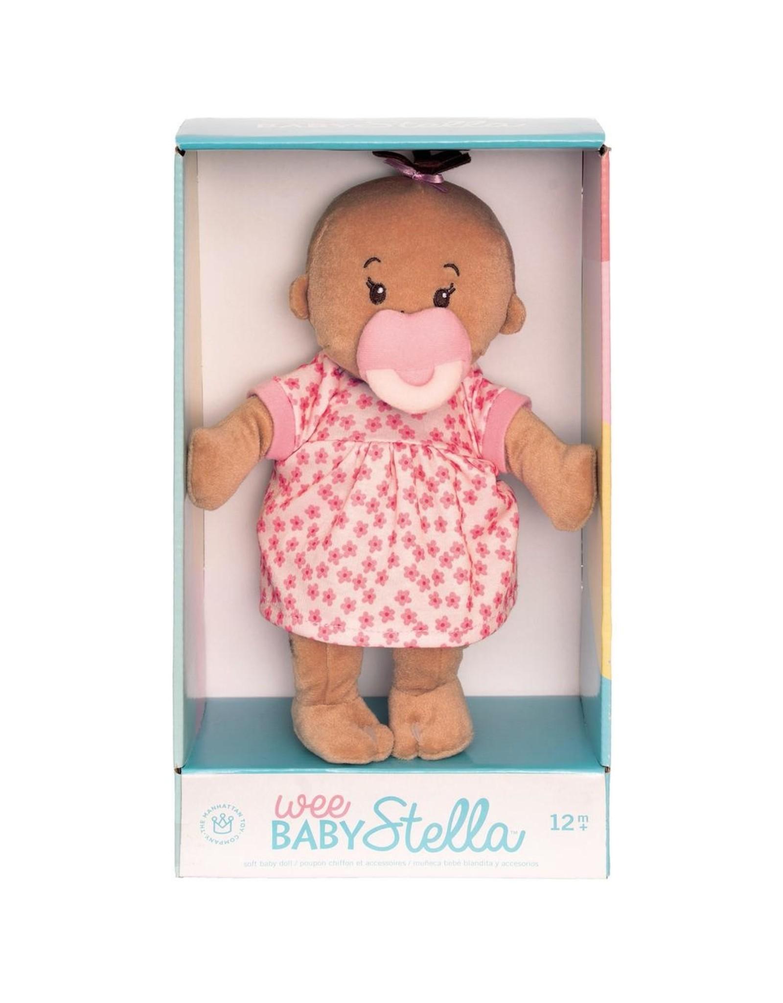 Manhattan Toy WEE BABY STELLA DOLL BEIGE