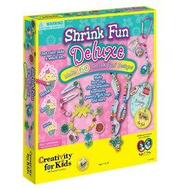 Creativity for Kids SHRINK FUNTM DELUXE