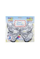 Great Pretenders COLOUR-A-MASK BUTTERFLY O/S