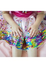 Great Pretenders PARTY FUN SEQUIN SKIRT SIZE 4-7