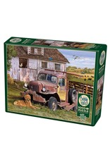Cobble Hill Puzzles SUMMER TRUCK 1000PC
