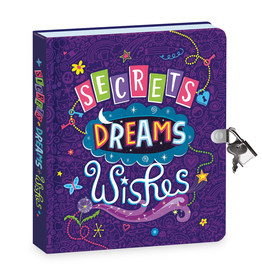 Peaceable Kingdom SECRETS DREAMS WISHES DIARY