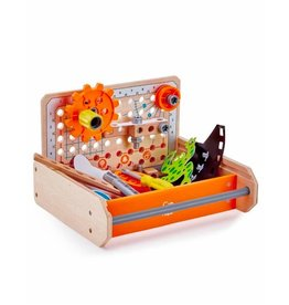 Hape JUNIOR INVENTOR SCIENCE EXPERIMENT TOOLBOX