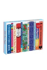 Galison Ideal Bookshelf: Universal 1000 Piece Puzzle