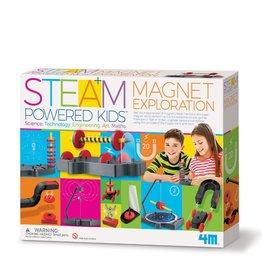 4M STEAM KIDS-MAGNET EXPLORATION