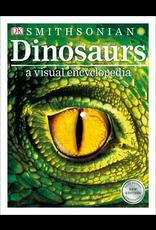 DK A VISUAL ENCYCLOPEDIA - DINOSAURS