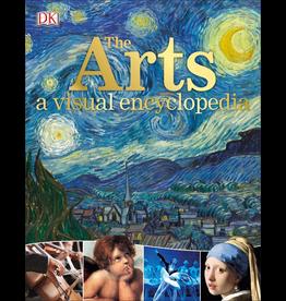 DK A VISUAL ENCYCLOPEDIA - THE ARTS