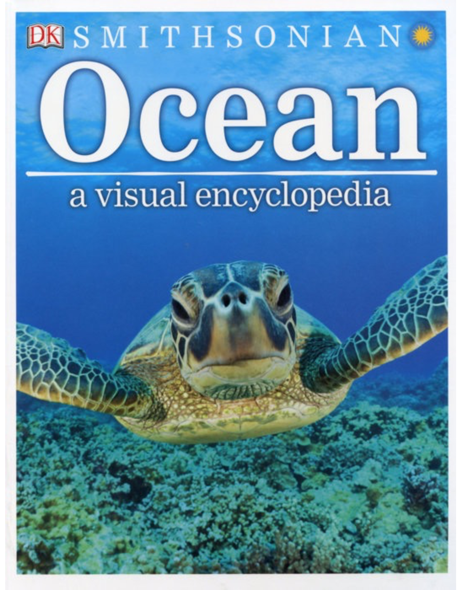 DK A VISUAL ENCYCLOPEDIA - OCEAN
