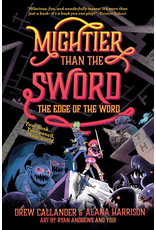 MIGHTIER THAN THE SWORD THE EDGE OF THE WORLD