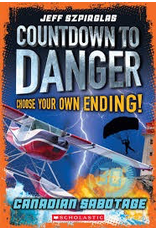 Scholastic COUNTDOWN TO DANGER: CDN SABOT
