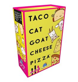 Blue Orange Games TACO CAT GOAT CHEESE PIZZA