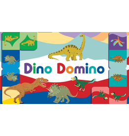 Raincoast Books DINO DOMINO