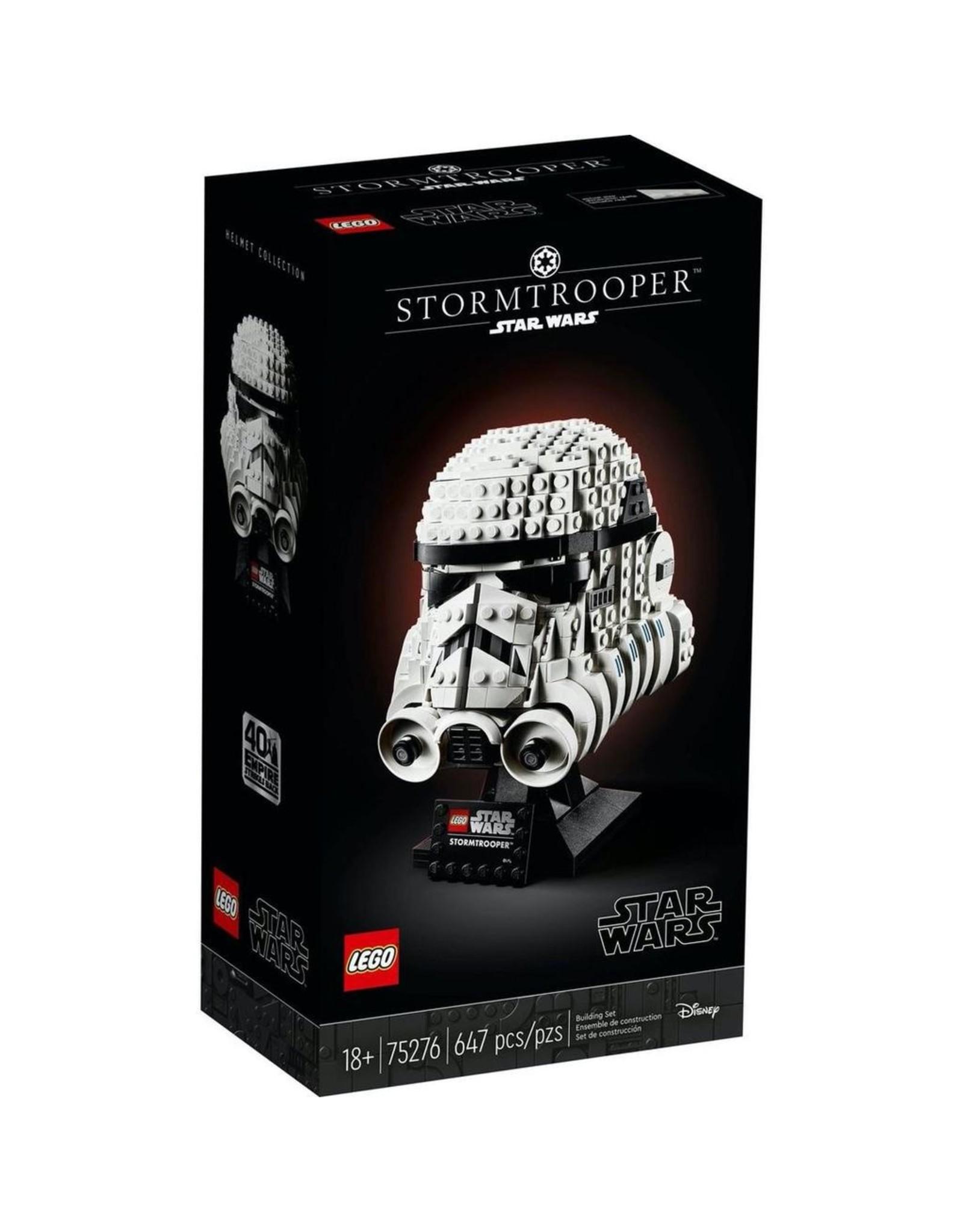 LEGO STAR WARS - 75276 STORMTROOPER HELMET