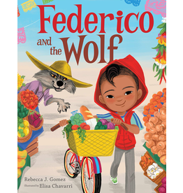 Raincoast Books Federico And The Wolf