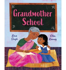 Raincoast Books Grandmother School