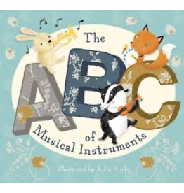 Raincoast Books ABC Of Musical Insturments