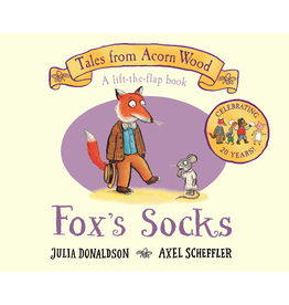 Raincoast Books TALES FROM ACORN WOOD: FOX'S SOCKS