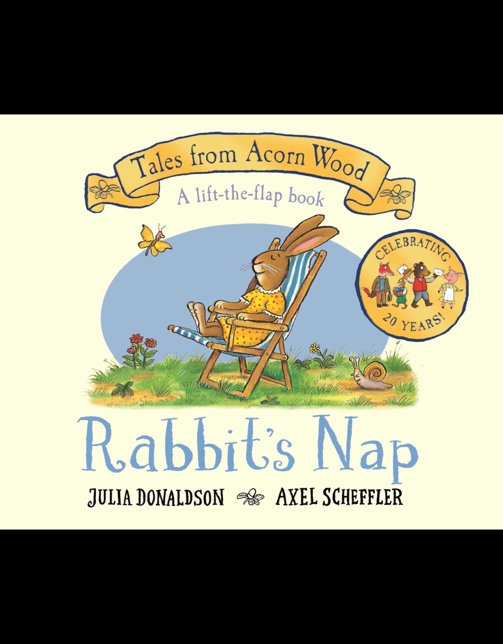 Raincoast Books TALES FROM ACORN WOOD: RABBIT'S NAP