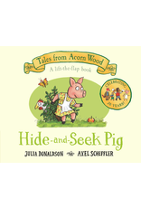 Raincoast Books TALES FROM ACORN WOOD: HIDE AND SEEK PIG