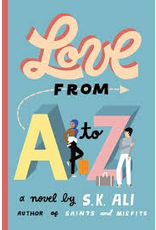 Simon and Schuster LOVE FROM A TO Z