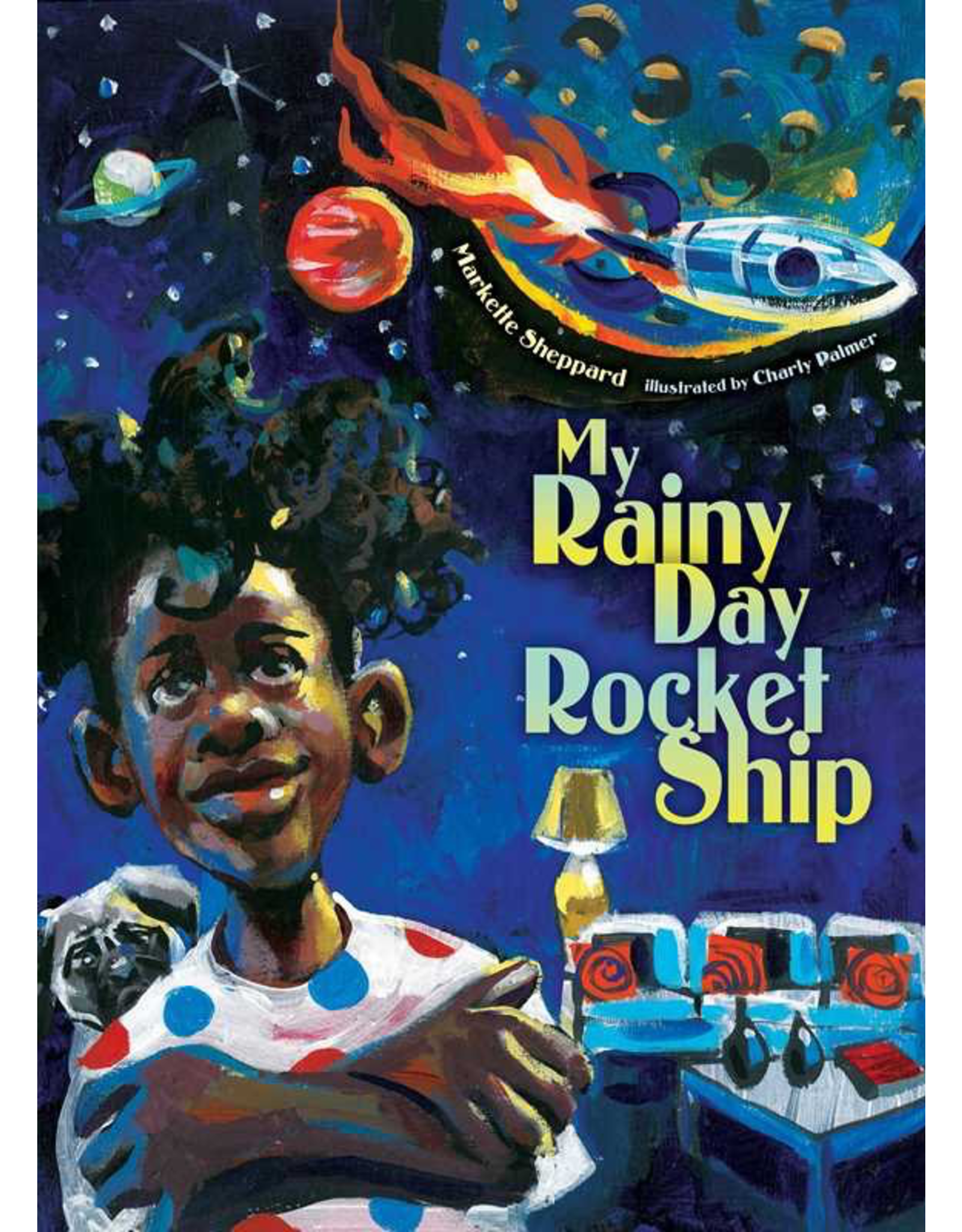 Simon and Schuster My Rainy Day Rocket Ship
