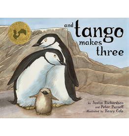 Simon and Schuster AND TANGO MAKES THREE