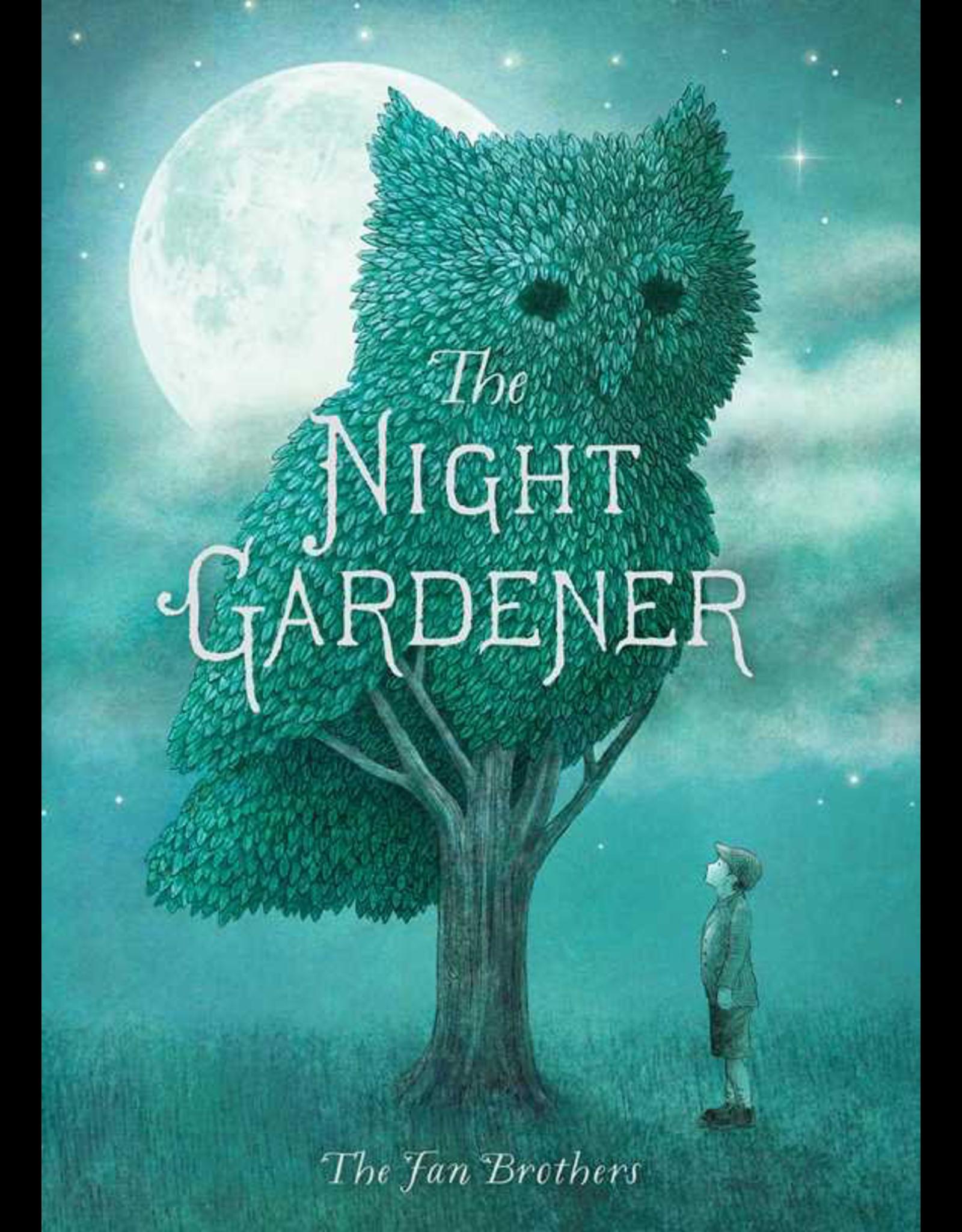Simon and Schuster NIGHT GARDENER