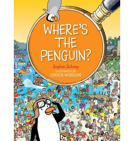 Simon and Schuster WHERE'S THE PENGUIN