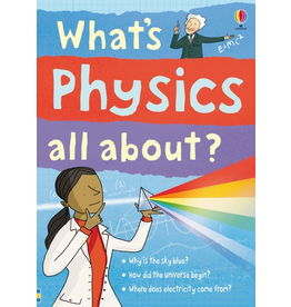 Usborne What's Physics All About?