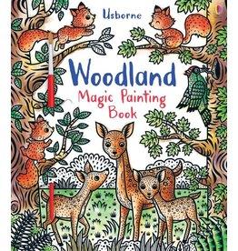 Usborne Woodland Magic Painting Book
