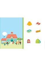 Usborne Little Wipe-Clean Word Books School
