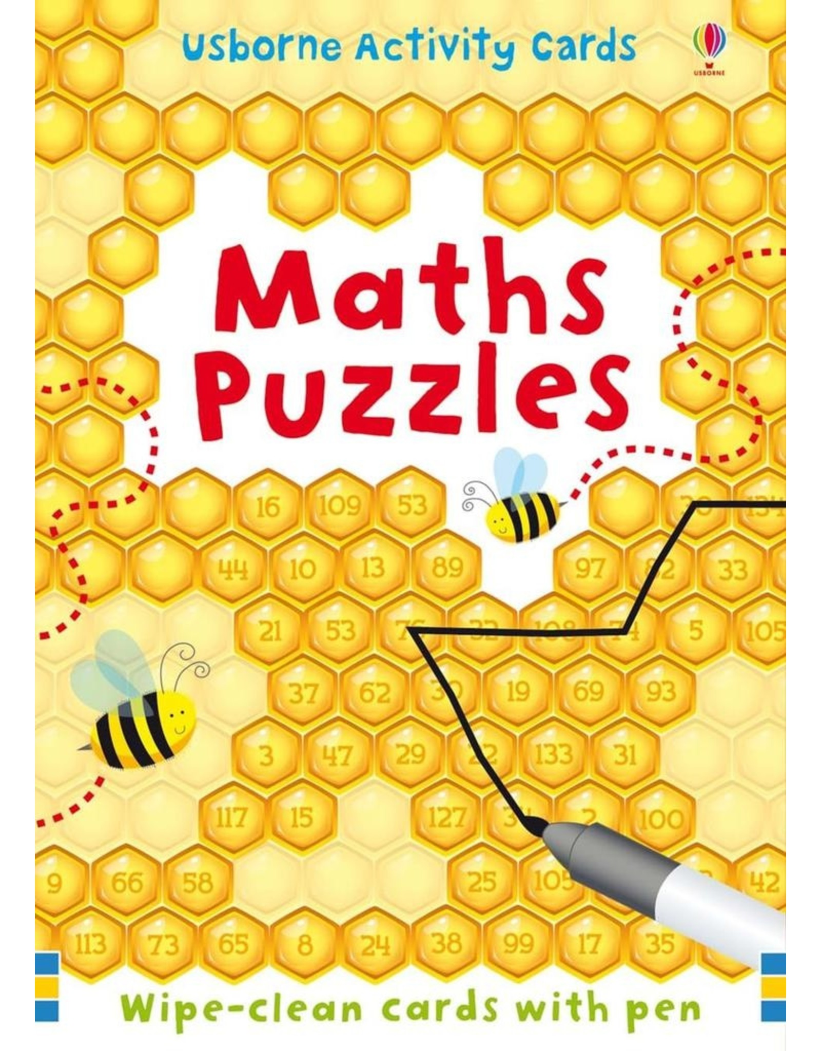 Usborne Maths Puzzles