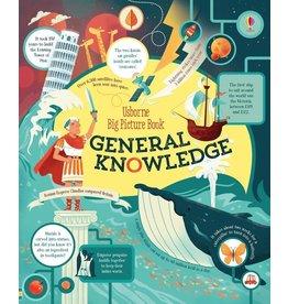 Usborne BIG PICTURE BOOK: GENERAL KNOWLEDGE