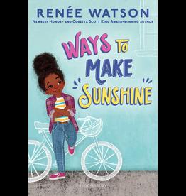Raincoast Books Ways To Make Sunshine