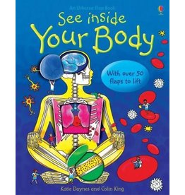 Usborne See Inside Your Body