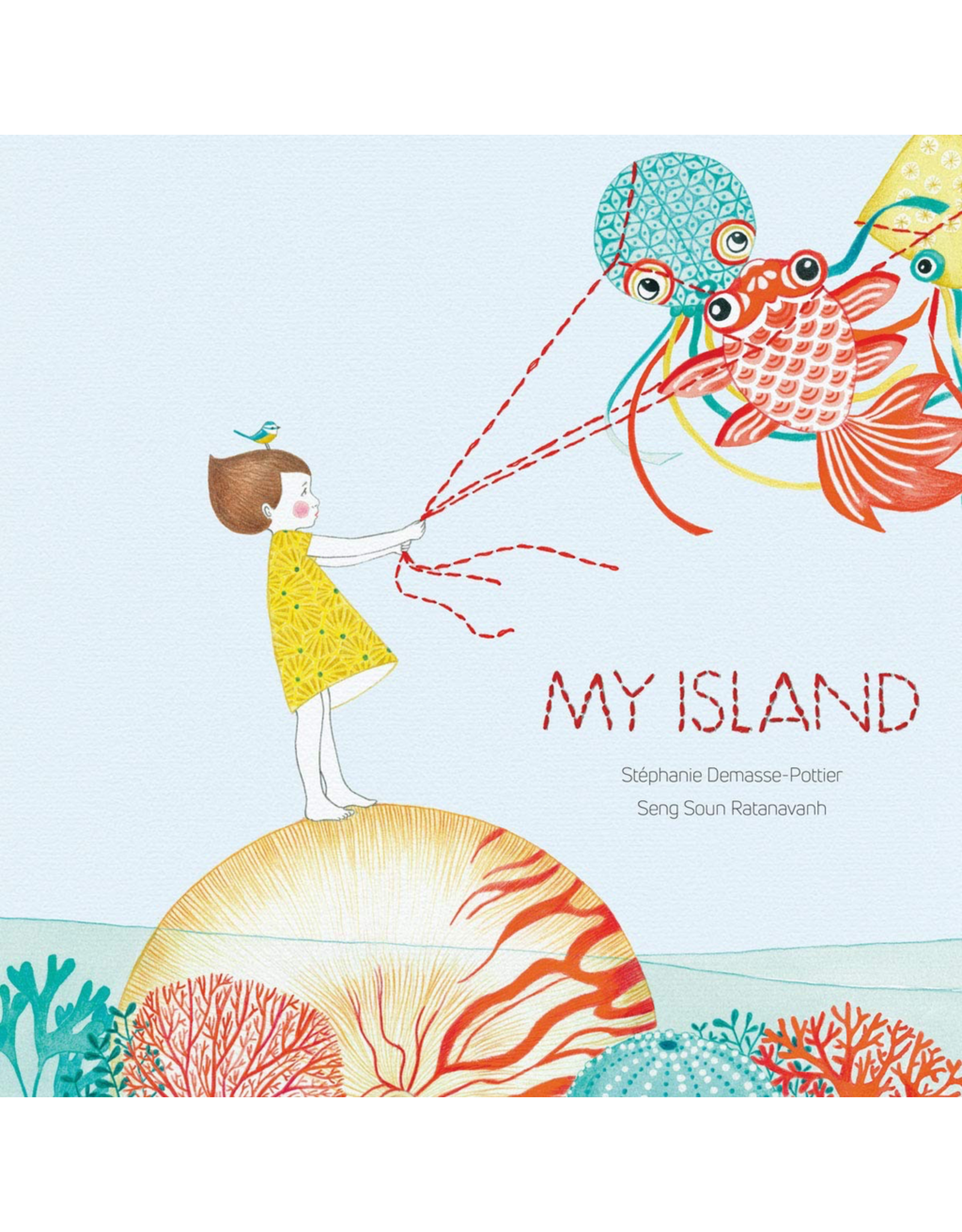 Raincoast Books MY ISLAND