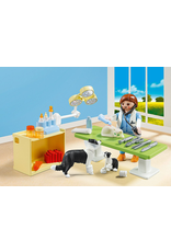 Playmobil PLAYMOBIL 5653   CARRY CASE   VET VISIT CARRY CASE S