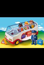 Playmobil PLAYMOBIL 6773  1.2.3  AIRPORT SHUTTLE BUS