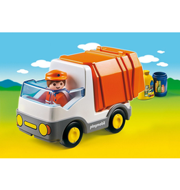 Playmobil 123 6774 RECYCLING TRUCK