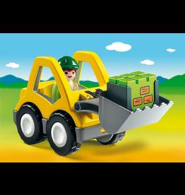 Playmobil 123 6775 FRONT LOADER