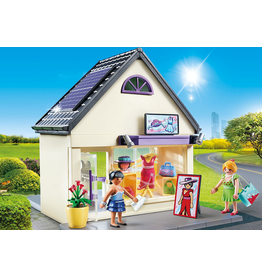 Playmobil PLAYMOBIL 70017   CITY LIFE   MY FASHION BOUTIQUE