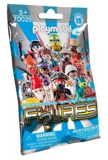 Playmobil PLAYMOBIL MALE  FIGURES SERIES 15