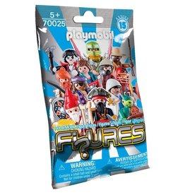Playmobil PLAYMOBIL MALE  FIGURES SERIES 15