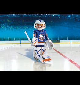 Playmobil NHL® NEW YORK ISLANDERS® GOALIE  9098