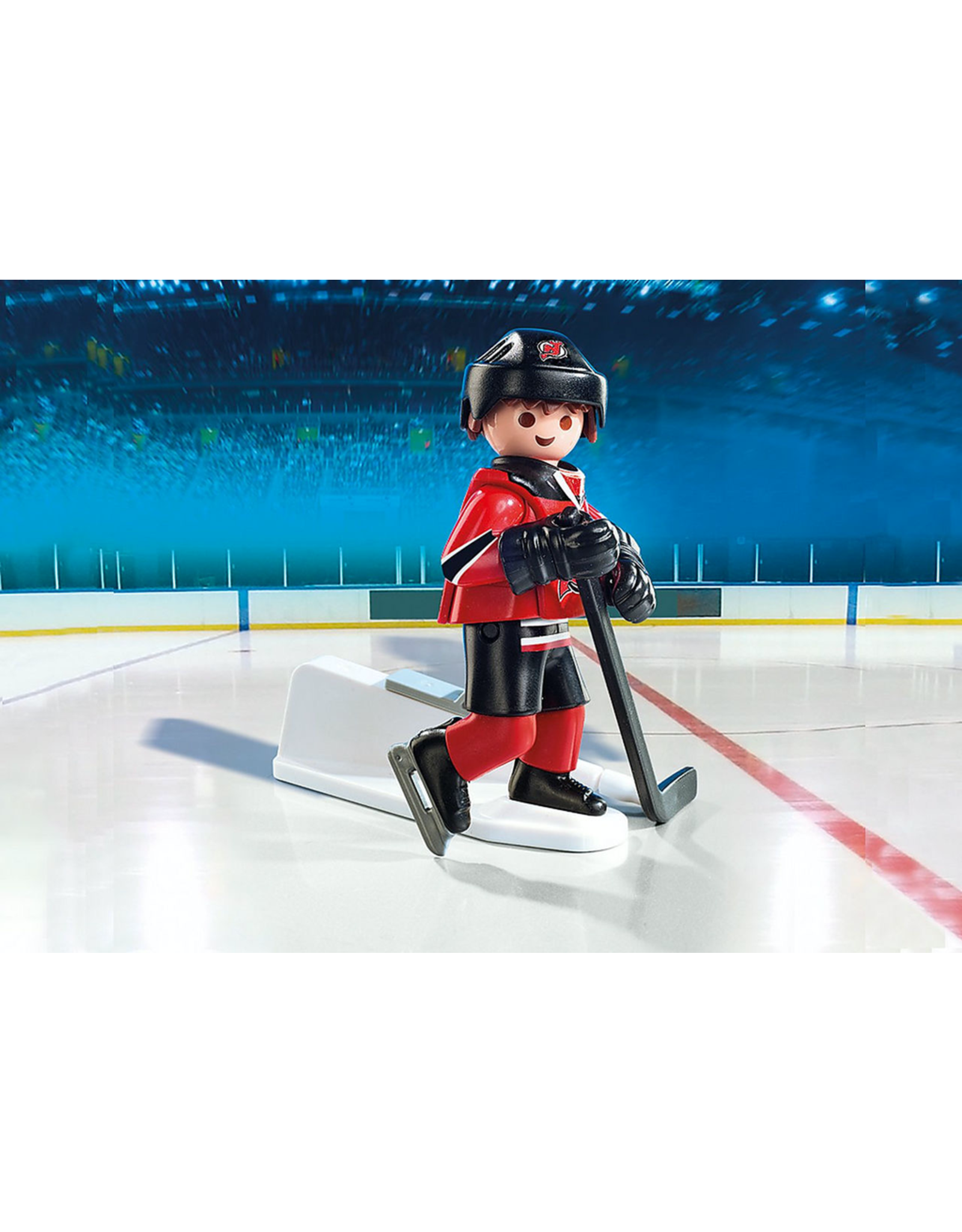 Playmobil NHL® NEW JERSEY DEVILS® PLAYER 9037