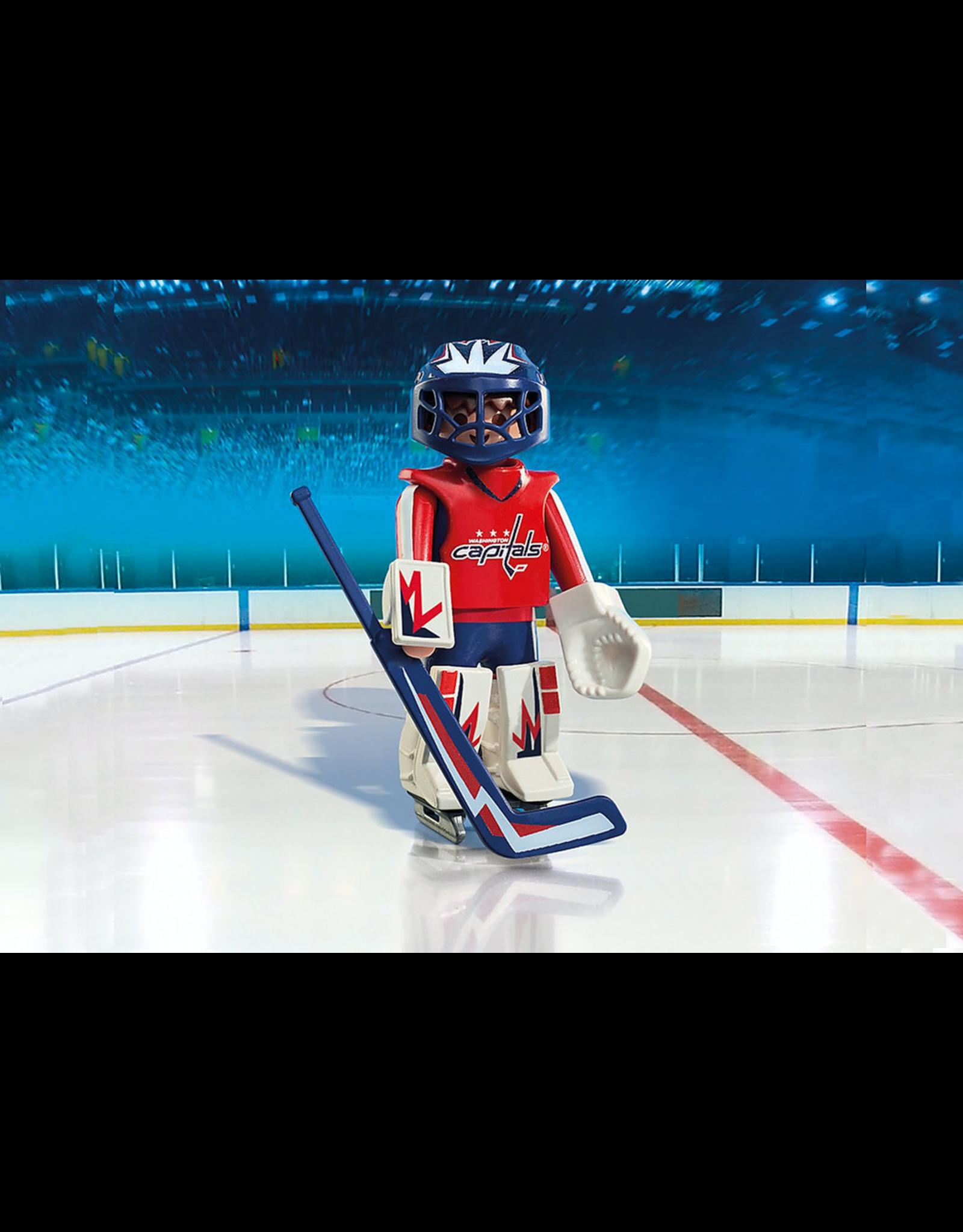 Playmobil NHL® WASHINGTON CAPITALS® GOALIE 9034