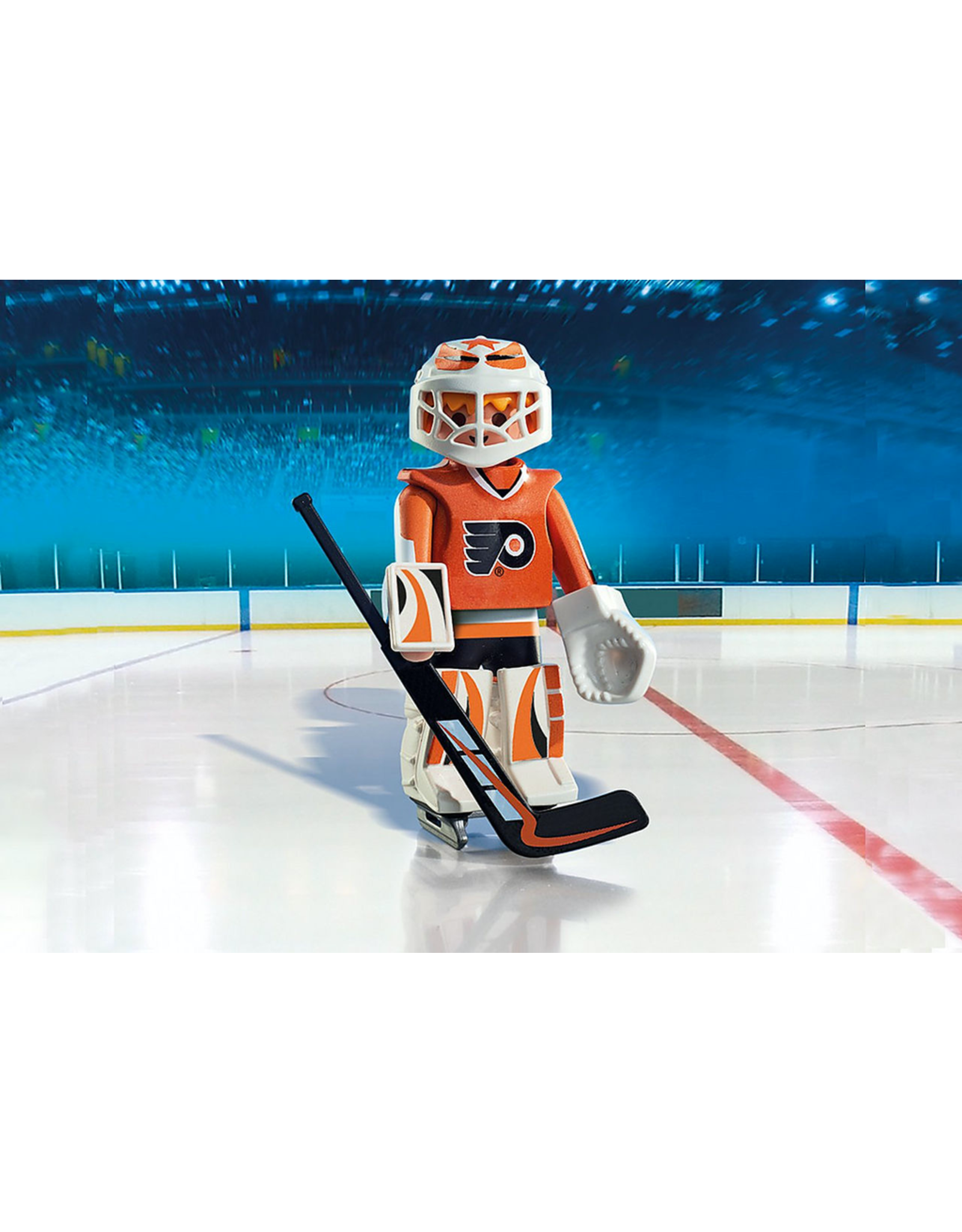 Playmobil NHL® PHILADELPHIA FLYERS® GOALIE 9032